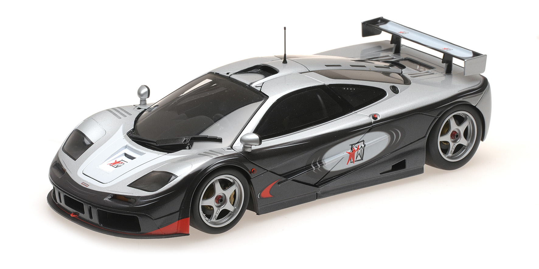 McLaren F1 GTR Adrenaline Program