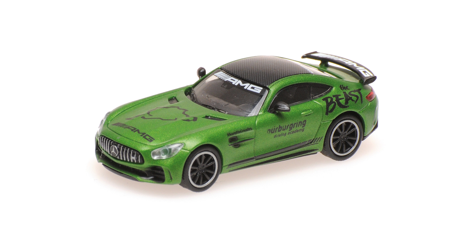 Merceds-Benz AMG GT-R 2017 Ring Taxi
