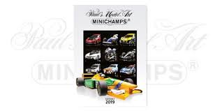 Catalogus Minichamps 2019 Deel 1