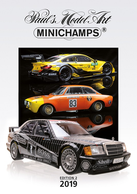Catalogus Minichamps 2019 Deel 2