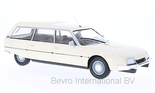 Citroen CX 2500D Super Break Serie I 1976 Beige