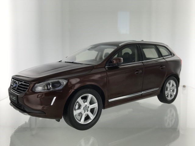 Volvo XC60 2015 Rich Java Brown Metallic