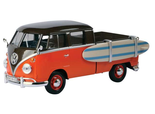 Volkswagen T1 Pickup with Surfboard
