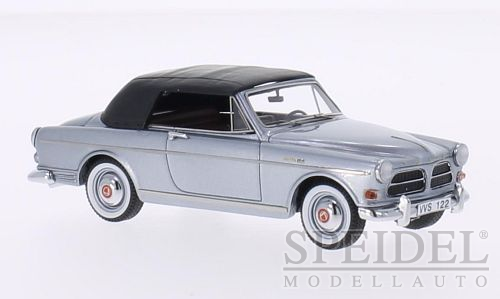 Volvo Amazon Coune Convertible 1963 Zilver