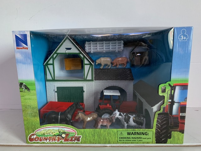 Country Life Playset