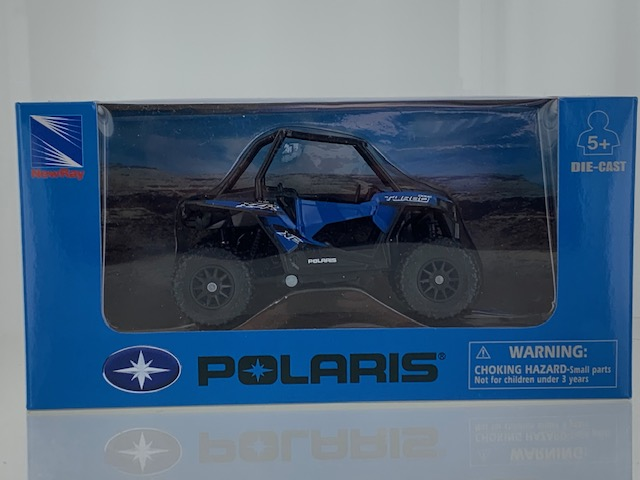 ATV Polaris RZR XP Turbo - 1:30