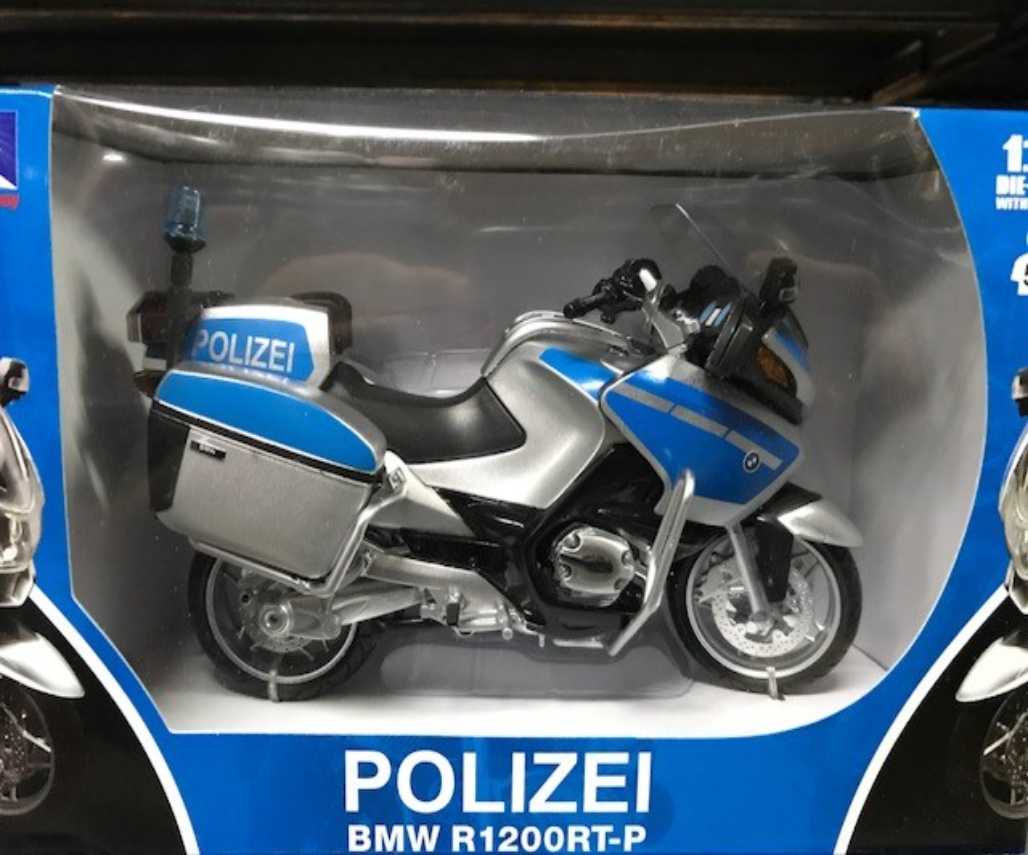 Bmw R1200 Rt P Polizei 1 12 F1 World Com Diecast Scale Models