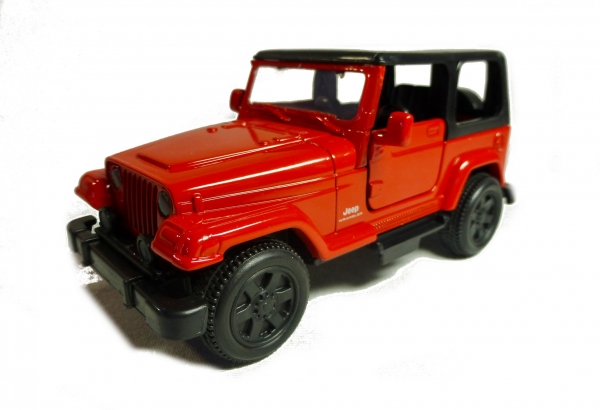 Jeep Wrangler Free Wheel