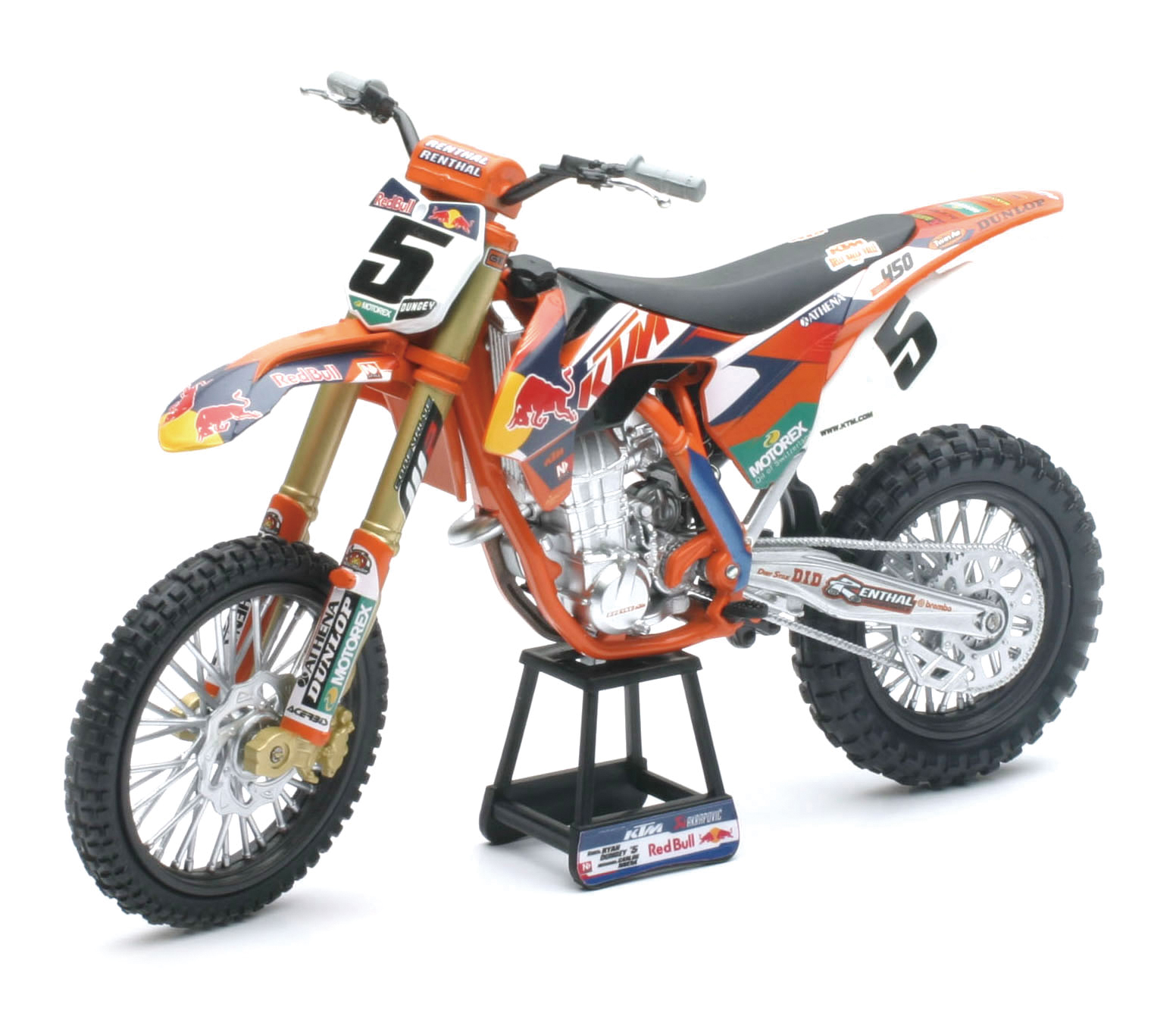 KTM Red Bull SX-F Factory Racing Team R.Dungey - 1:10