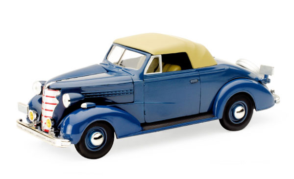 Chevrolet Master Convertible 1938 1:32
