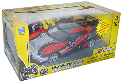 Carbon Fibre Car 4wd - 1:14