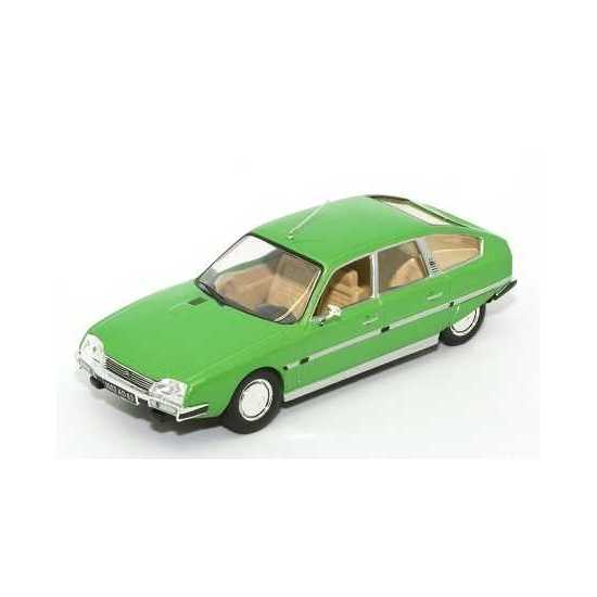 Citroen CX 1975 Groen - Limited 1000