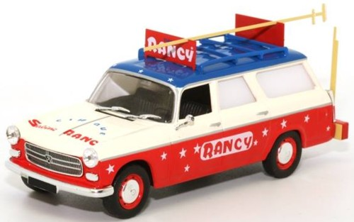 Peugeot 404 Commerciale Sabine Rancy - Limited 500