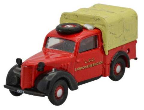 Austin Tilly London Fire Brigade - 1:148