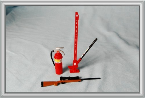Fire Extinguishers, Rifle, High Jack