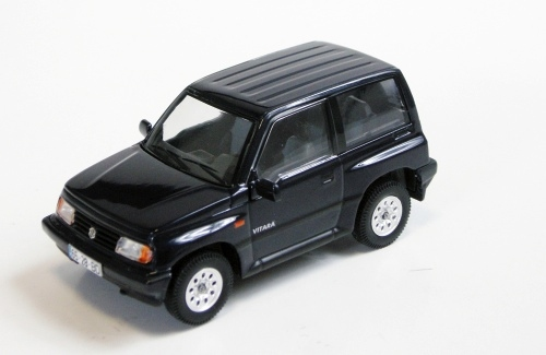Suzuki Vitara Metal Top 1992 Dark Blue