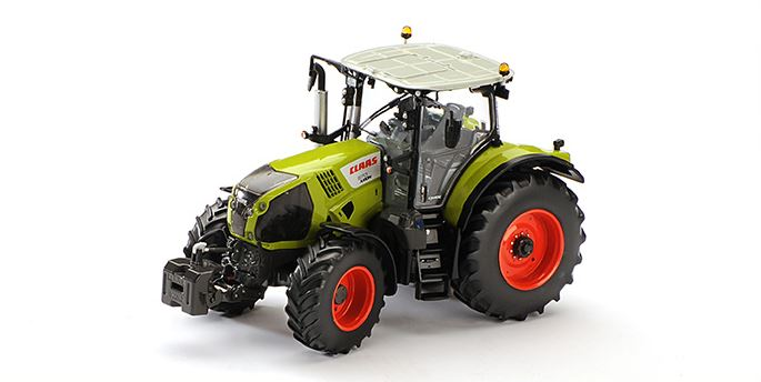 Claas Axion 870