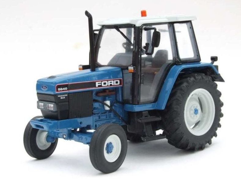 Ford 5640 SLE 2WD - Limited Edition