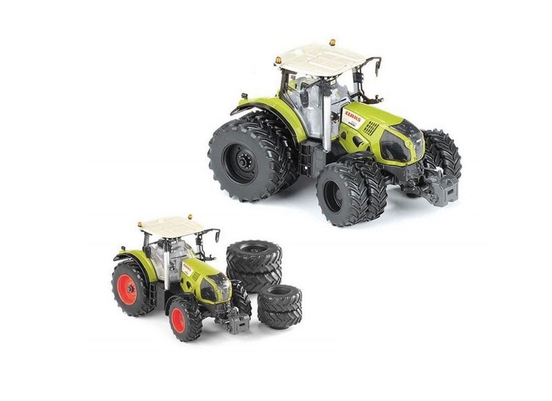 Claas Axion 870 8-wheel version - Limited Edition