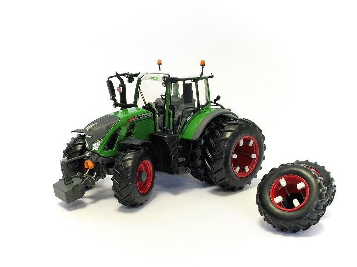 Fendt 720 Vario with Duals - Limited Edition