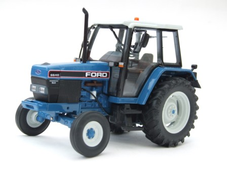 Ford 6640 SLE 2WD
