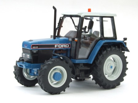 Ford 6640 SLE 4WD