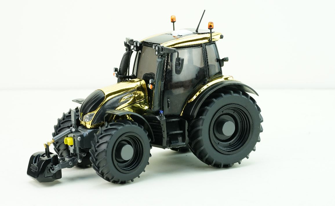 Valtra N174 Unlimited Gold - Limited Edition