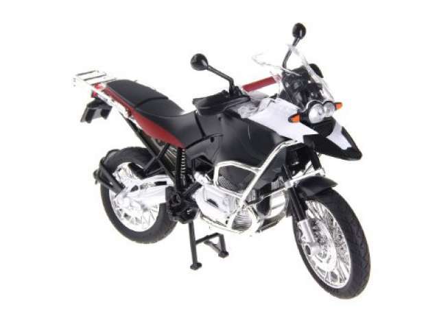 BMW R1200 GS Wit - 1:9