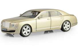 Bentley Mulsanne 2012 Champagne