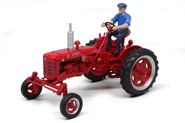 Farmall Super FC with Driver 1953