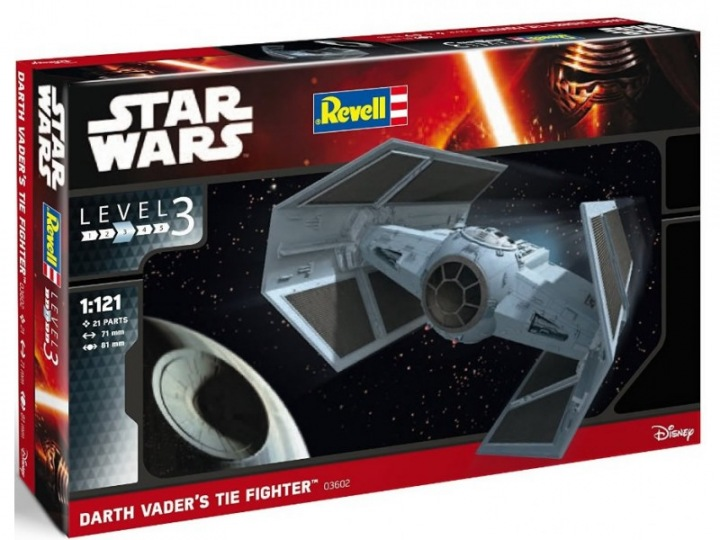 Darth Vaders TIE Fighter