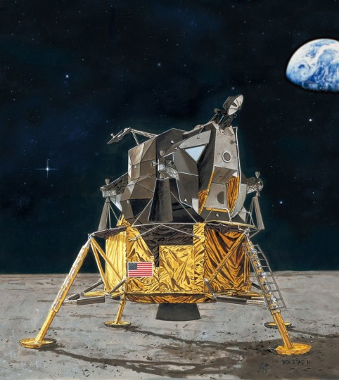 Apollo 11 Lunar Module Eagle