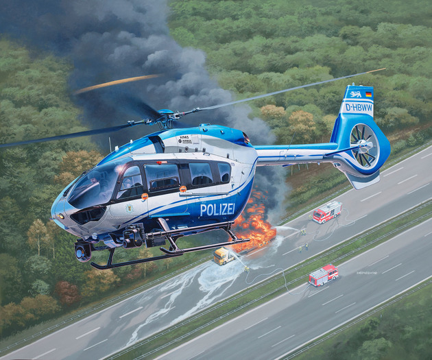 Airbus H145 Police