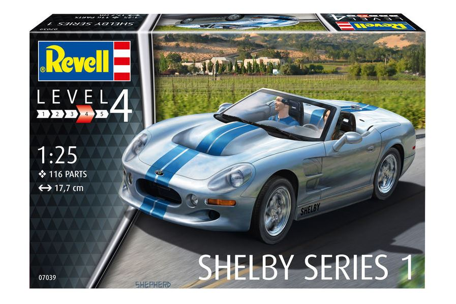 Shelby Series I
