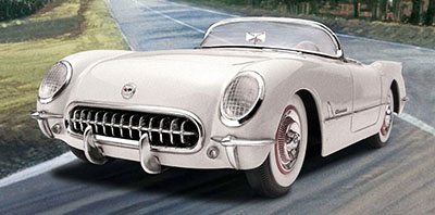 Chevrolet Corvette Roadster 1953