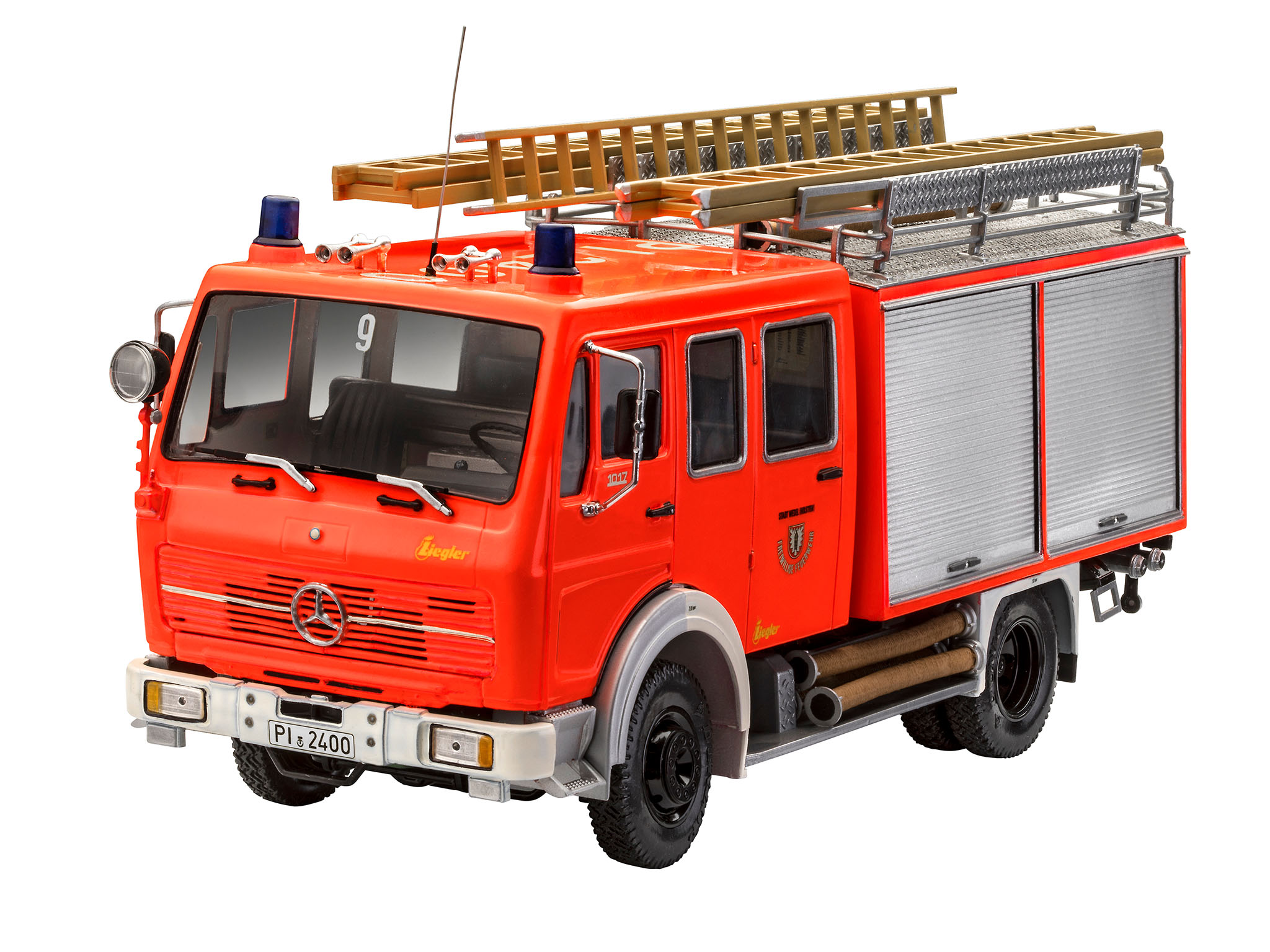 Mercedes-Benz 1017 LF 16 - Limited Edition