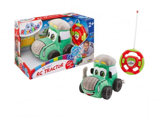 My First RC Tractor - Revellino