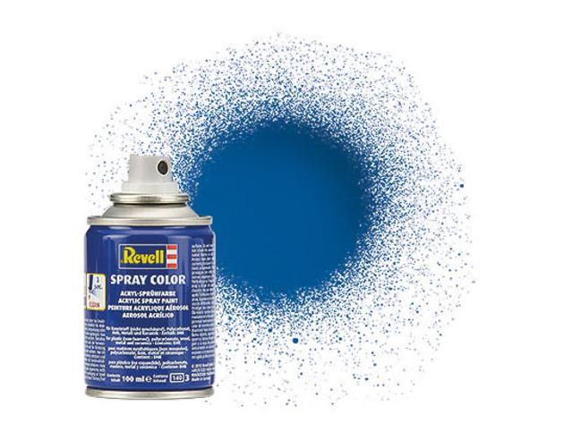 Spray Blauw Glanzend