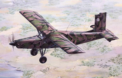 Pilatus PC-6/B1-H2 Turbo Porter