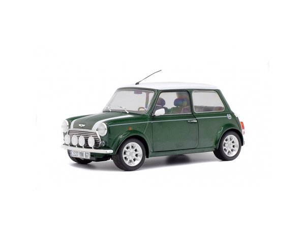 Mini Cooper Sport Pack 1997 British Racing Green