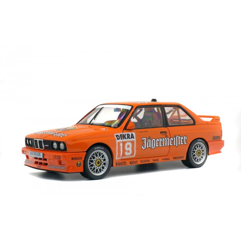 BMW M3 (E30) Jagermeister 1992 Hahne - 1:18