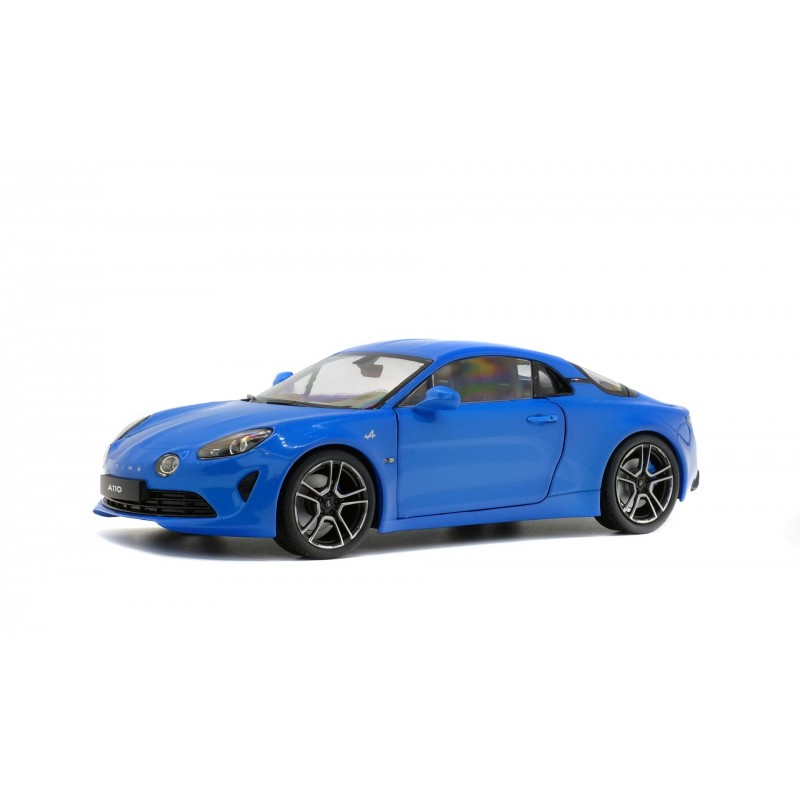 Alpine A110 First Edition 2017 Blauw - 1:18