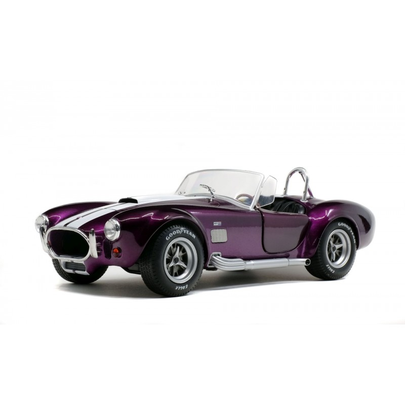 Shelby AC Cobra 427 MKII Paars Metallic - 1:18