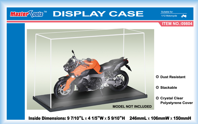 Display Case - 246x106x150mm