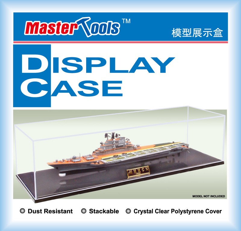 Display Case - Boot/Vrachtwagen