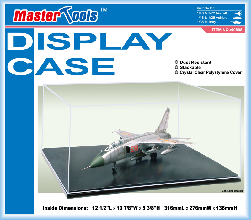 Display Case - 316x276x136mm