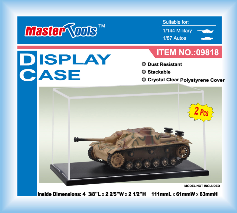 Display Case - 111x61x63mm