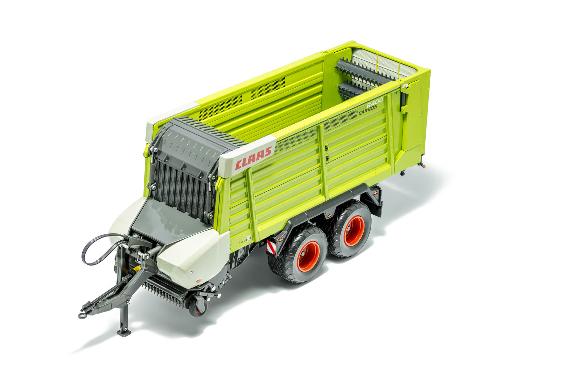 Claas Cargos 8400 Trailer