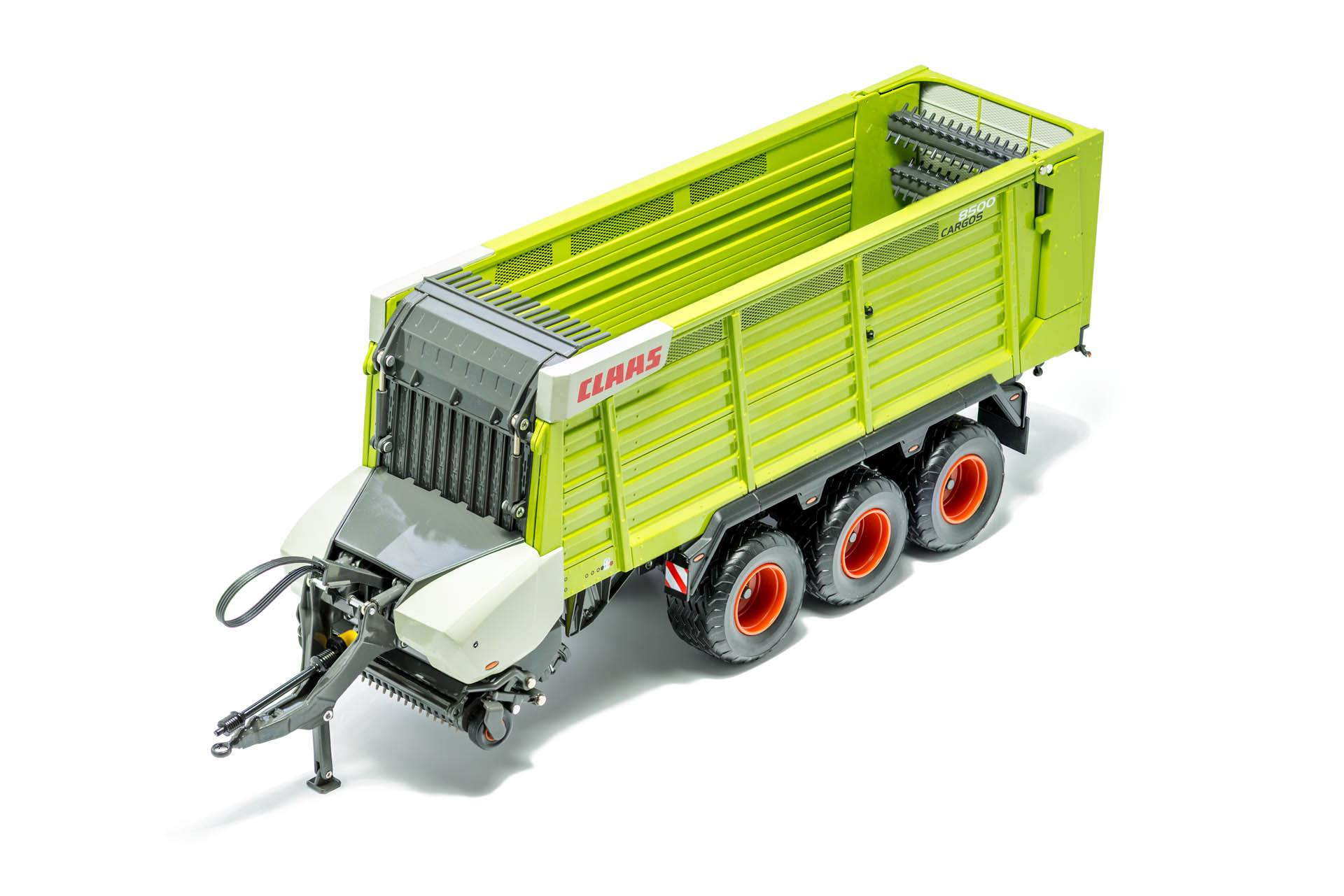 Claas Cargos 8500 Trailer