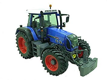 Fendt 820 Vario Subaru Blue Metallic - Limited Edition
